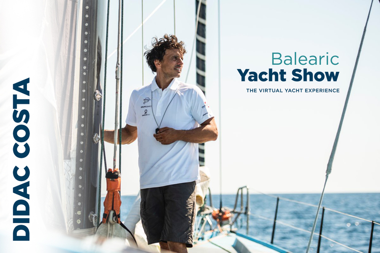 Didac Costa confirmed as speaker at Balearic Yacht Show