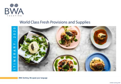 BWA Provisions and Supplies