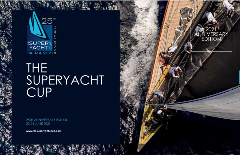 THE SUPERYACHT CUP 2021