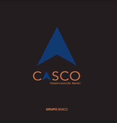Díptico Casco