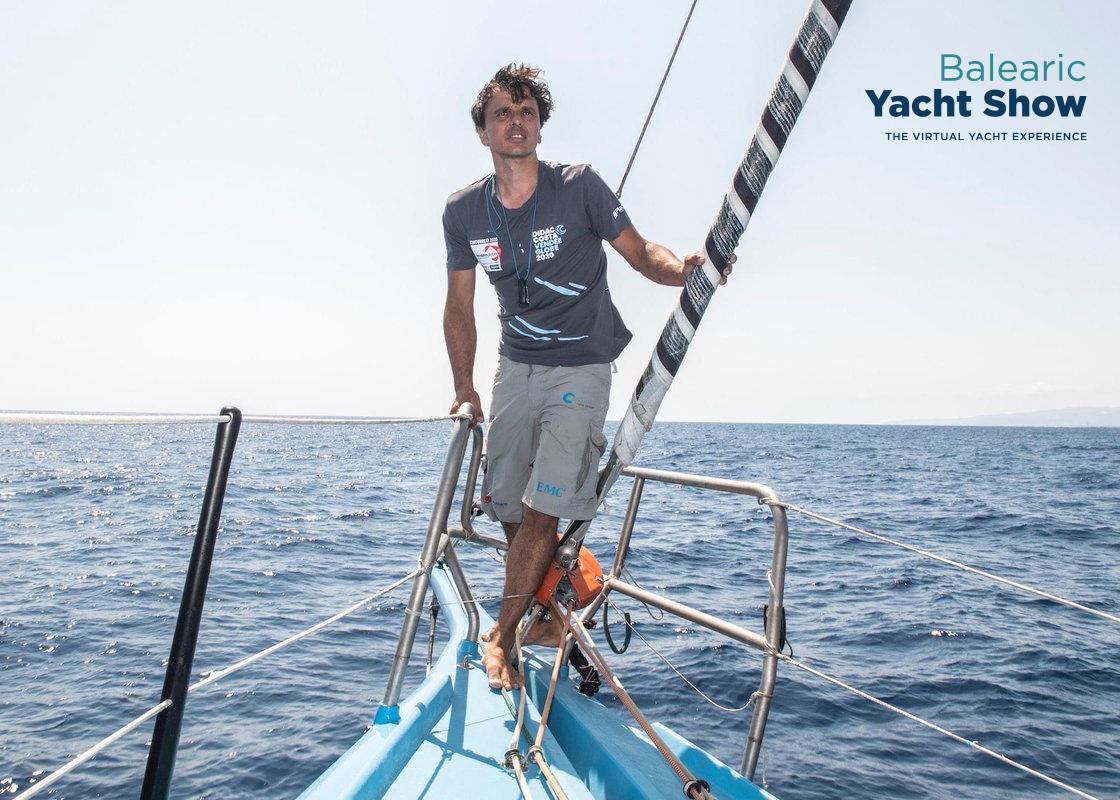 Didac Costa en directo desde la Vendée Globe