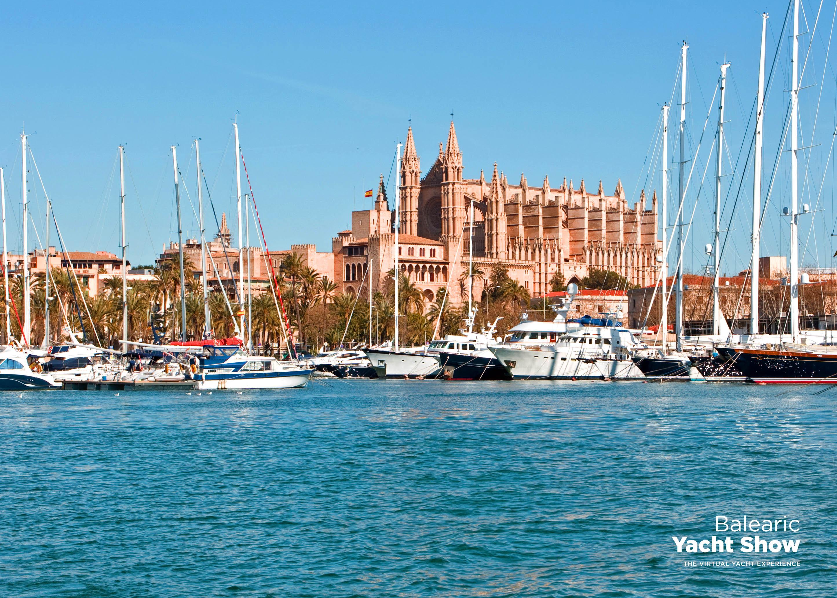 Palma and the sea