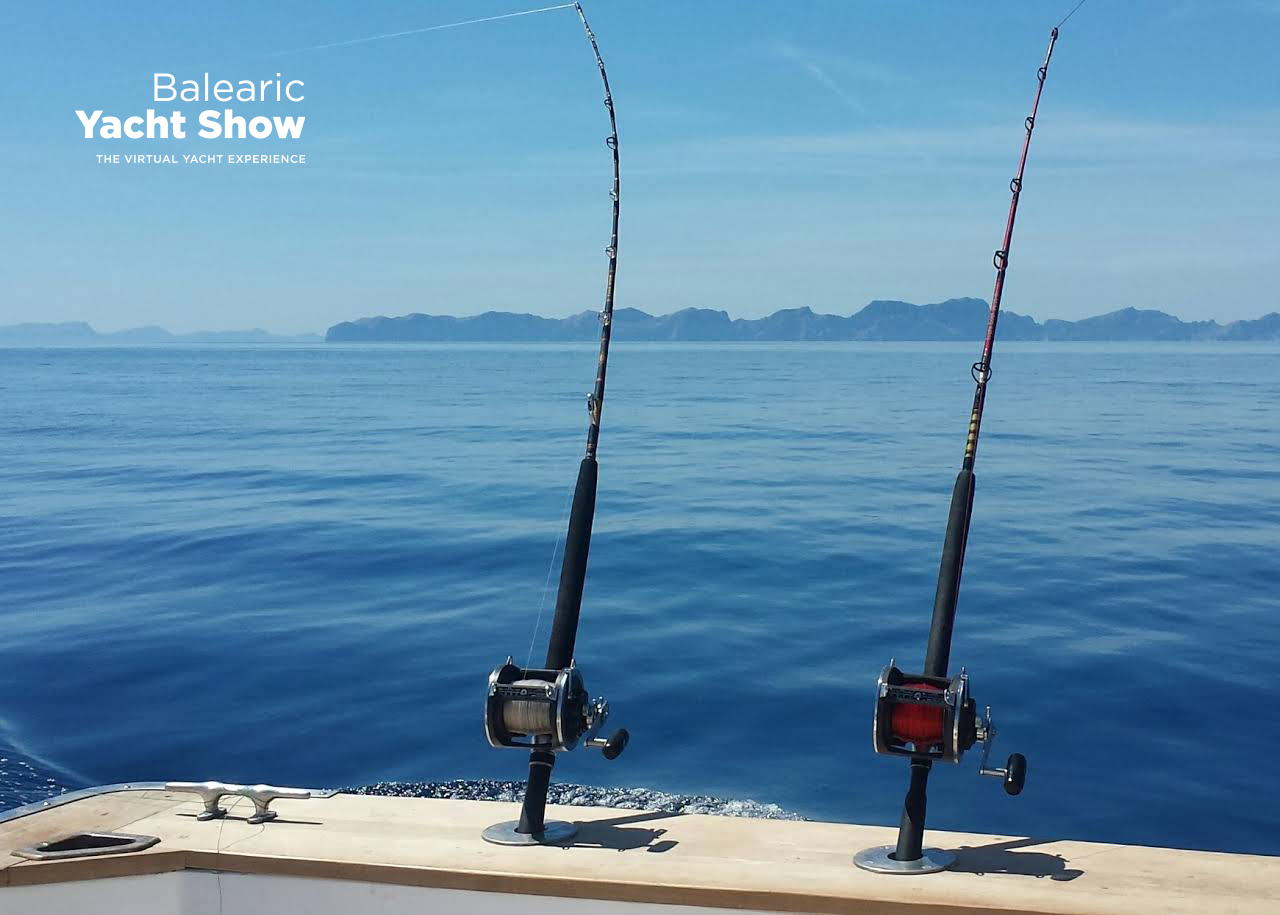 Charter for fishing in the Balearic Islands