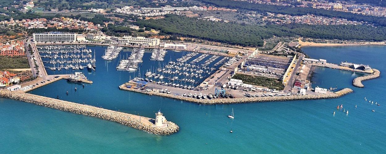 Marinas de España